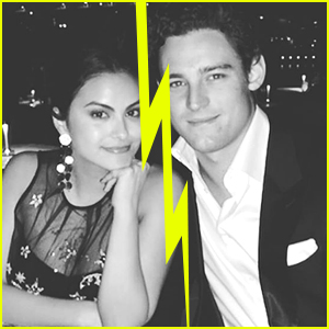 Camila Mendes Reportedly Splits With Victor Houston