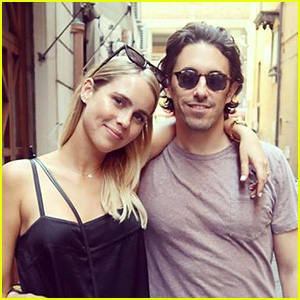 'The Originals' Actress Claire Holt Announces Her Marriage!