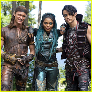 China Anne McClain Teases A Big 'Descendants 3' Reveal Is Coming