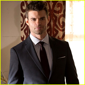 Daniel Gillies 'Stole' Elijah's Suits From 'The Originals'