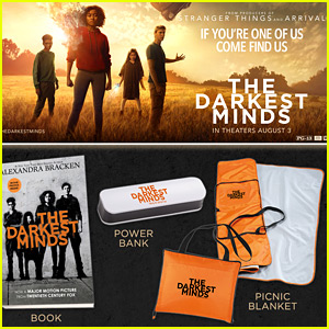 'The Darkest Minds' Opens Today In Theaters - Win The Ultimate Prize Pack Here!