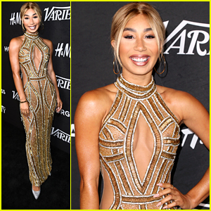 Eva Gutowski's Car Gets Totalled Just Before She Steps Out at Variety's Power of Young Hollywood Party
