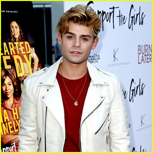 Garrett Clayton Shares First Photo With Boyfriend Blake Knight Since Coming Out as Gay