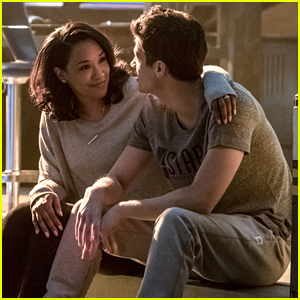 Candice Patton & Grant Gustin Open Up About WestAllen's 'Iconic' Relationship on 'The Flash'