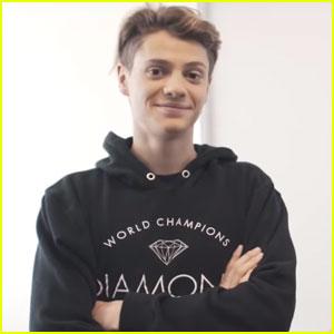 Jace Norman Goes on European Adventure With Nickelodeon - Watch Now!