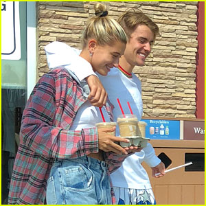 Justin Bieber Takes Hailey Baldwin Home to Canada