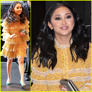 Lana Condor Opens Up About Asian Representation & Families With 'To All The Boys I've Loved Before'