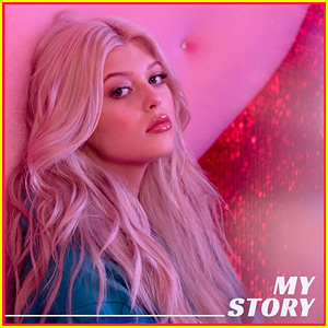 Loren Gray Thanks 'Angel' Fans After Debut Single 'My Story' Drops - Listen & Download Here!