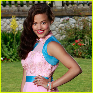 Sarah Jeffery Reveals Her Favorite Thing About Audrey in 'Descendants'