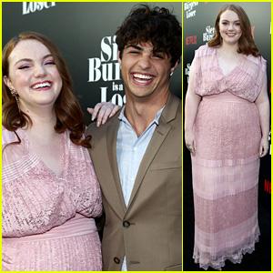 The Internet's New Boyfriend Noah Centineo Premieres New Movie 'Sierra Burgess' with Shannon Purser!