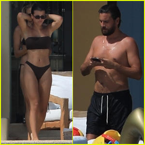 Sofia Richie Spends 20th Birthday With BF Scott Disick on Vacation in Mexico!