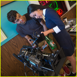 See Lana Condor, Noah Centineo & More In New 'To All The Boys I've Loved Before' Behind-The-Scenes Pics!