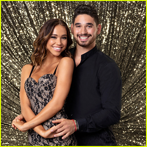 Watch Alexis Ren's Super Cute Soda Fountain Jive with Alan Bersten on 'Dancing With The Stars' Season 27 Premiere!