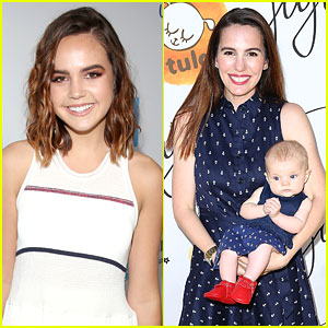 Bailee Madison Gets Huge Compliment From Christy Carlson Romano