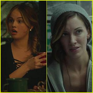 Katie Cassidy & Debby Ryan Star In 'Grace' Movie Trailer - Watch Now!