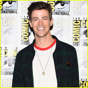 Grant Gustin Spills on 'The Flash' Villain Cicada's 'Unique' Powers