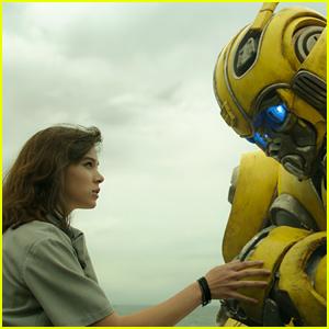 Hailee Steinfeld Fights Alongside 'Bumblebee' in New Trailer!