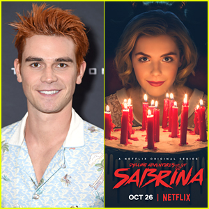 KJ Apa Is Pretty Certain That 'Chilling Adventures of Sabrina' Is Going to 'Blow Up'