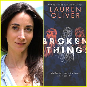 Author Lauren Oliver Opens Up About New Book 'Broken Things': 'It Was Actually Really Difficult To Write'