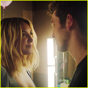 Lauv & Julia Michaels Team Up for 'There's No Way' - Watch the Video!