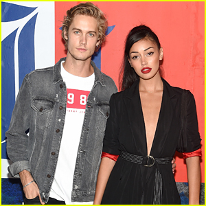 Neels Visser & Cindy Kimberly Couple Up For TommyxLewis Launch Party