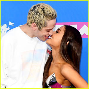 Pete Davidson Asked Ariana Grande if She'd Rather Date a One Direction Guy
