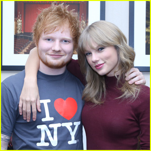 Taylor Swift & Ed Sheeran Tease Each Other On Hiking Adventure - Watch!