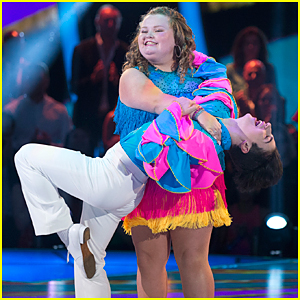 DWTS Juniors: Honey Boo Boo & Tristan Ianiero Salsa It Up - Watch Now!