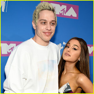 Ariana Grande & Pete Davidson Reportedly 'Just Decided to Slow Things Down'