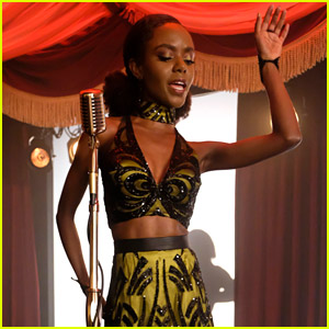 Josie McCoy Performs 'Anything Goes' at Veronica's Speakeasy on 'Riverdale' - Watch Now!