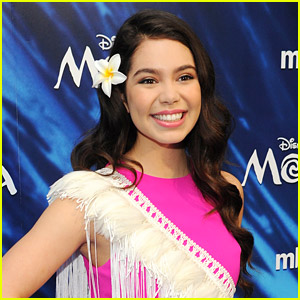 Auli'i Cravalho Weighs In on 'Moana' Halloween Costumes & Cultural Appropriation