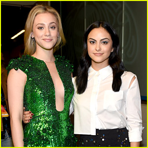Lili Reinhart & Camila Mendes Are Doing a Couples Costume For Halloween