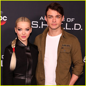 Dove Cameron & Thomas Doherty's FaceTime Screenshots Are the Cutest Thing Ever