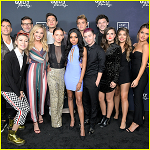 Gabriel Conte, Andrea Russett, Teala Dunn & More Step Out For 'Guilty Party' Season 2 Premiere