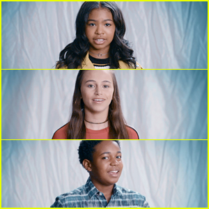 Issac Ryan Brown, Navia Robinson & Sky Katz Relive Their Bullying Experiences in Choose Kindess Campaign Video