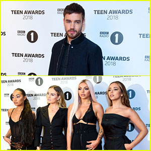 Liam Payne & Little Mix Take the Stage at BBC Radio 1 Teen Awards!