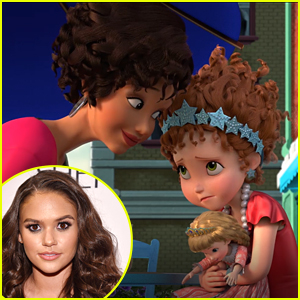 Madison Pettis Guest Stars on 'Fancy Nancy' This Week - First Look Clip!