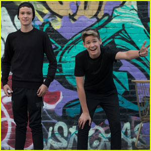 Max & Harvey Are Secret Agents in 'Trade Hearts' Music Video - Watch Now!