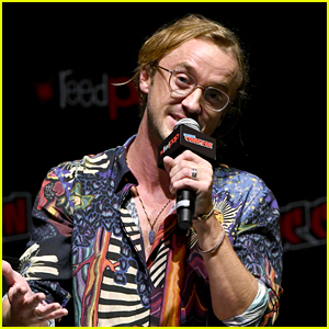 Tom Felton & Daniel Radcliffe Reunite in NYC - See The Pic!