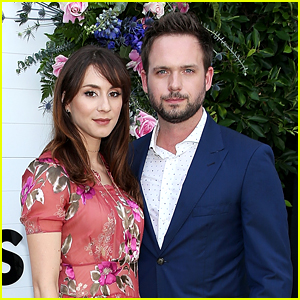Troian Bellisario Welcomes Baby Girl With Husband Patrick J. Adams