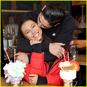 Alexis Ren & Alan Bersten Are Looking Forward To Being a 'Normal' Couple After 'DWTS'