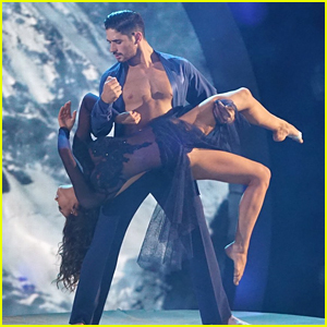 Alexis Ren & Alan Bersten Told An Amazing Story in Their Freestyle For DWTS Finals Season 27 - Watch Now!