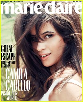 Camila Cabello Talks Boyfriend Matthew Hussey, Those 'West Side Story' Rumors, & More!