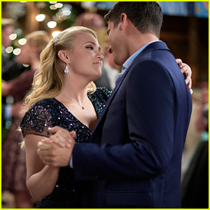 Emily Osment To Debut New Song In Her New Hallmark Movie, 'Christmas Wonderland'