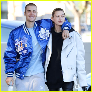 Justin Bieber Steps Out with Hailey Baldwin After New Face Tattoo Revealed