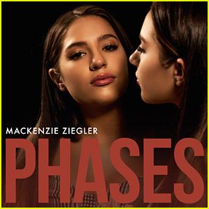 Kenzie Ziegler Drops Debut Album 'Phases' - Stream & Download Here!
