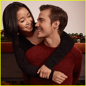 Lana Condor & Boyfriend Anthony de la Torre Are Couple Goals in H&M's Holiday Campaign 2018