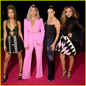 Little Mix Get Ready For MTV EMAs 2018 Performance!