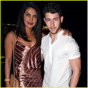 Nick Jonas & Priyanka Chopra Arrive in India for Pre-Wedding Celebrations - See the Pics!