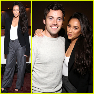 Shay Mitchell Hosts an Influencer Screening of 'Hannah Grace'